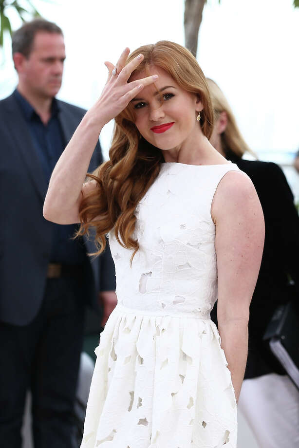 Actress Isla Fisher attends 'The Great Gatsby' photocall during the 66th Annual Cannes Film Festival at the Palais des Festivals on May 15, 2013 in Cannes, France. Photo: Andreas Rentz, Getty Images / 2013 Getty Images