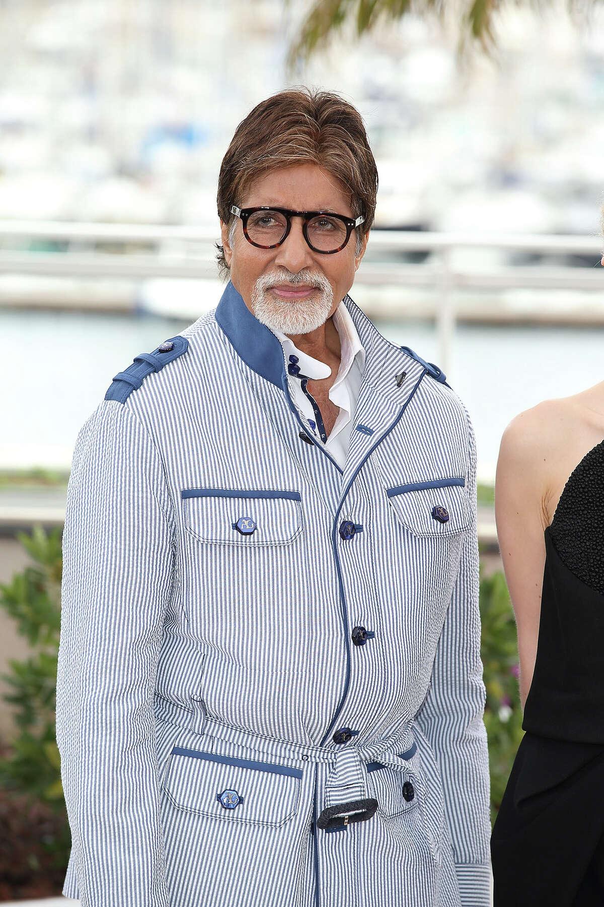 18. Amitabh Bachchan -- $20,000,000