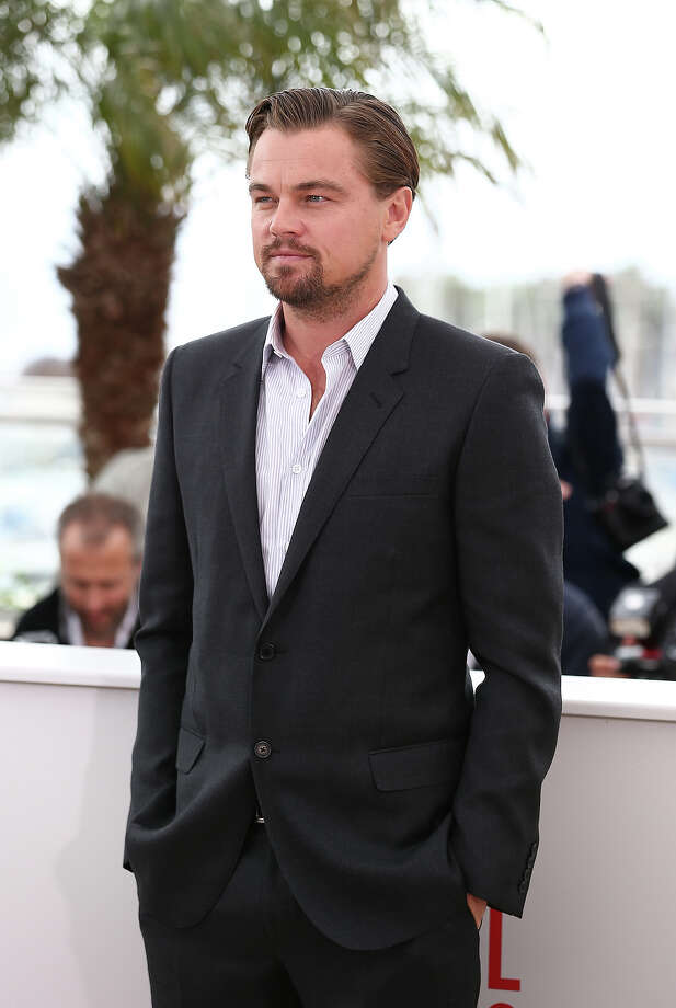 Actor Leonardo DiCaprio attends 'The Great Gatsby' photocall during the 66th Annual Cannes Film Festival at the Palais des Festivals on May 15, 2013 in Cannes, France. Photo: Andreas Rentz, Getty Images / 2013 Getty Images