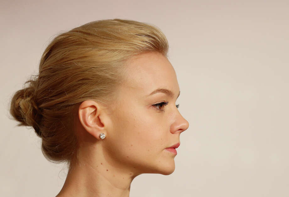 Actress Carey Mulligan attends the 'The Great Gatsby' Press Conference during the 66th Annual Cannes Film Festival at the Palais des Festivals on May 15, 2013 in Cannes, France. Photo: Vittorio Zunino Celotto, Getty Images / 2013 Getty Images