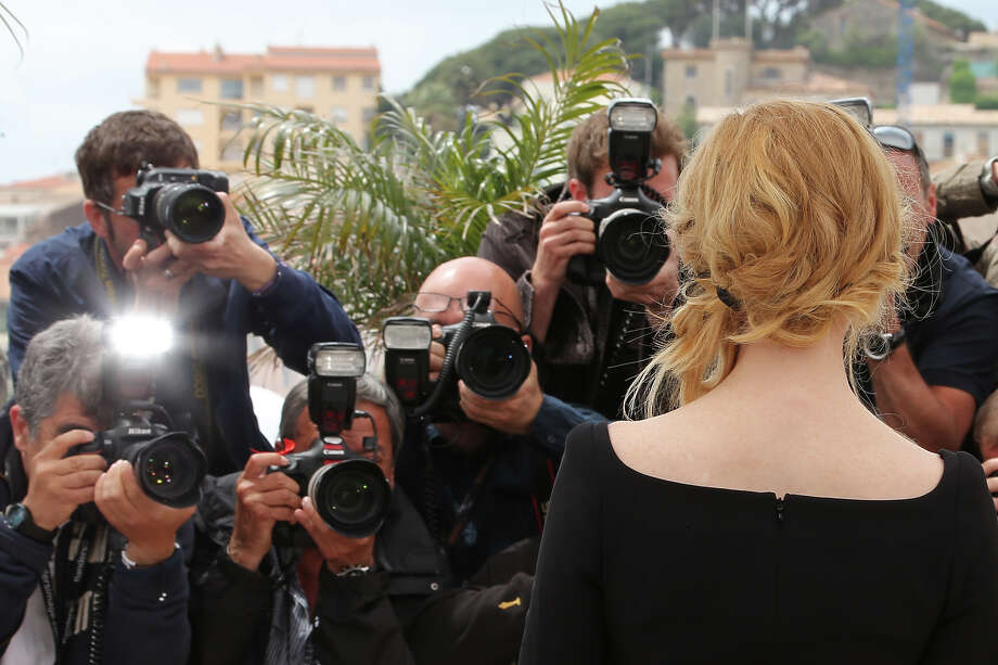 Australian actress and member of the Feature Film Jury Nicole Kidman poses on May 15, 2013 during a photocall of the Feature Film Jury ahead of the opening of the 66th edition of the Cannes Film Festival on May 15, 2013 in Cannes. Cannes, one of the world's top film festivals, opens on May 15 and will climax on May 26 with awards selected by a jury headed this year by Hollywood legend Steven Spielberg. Photo: LOIC VENANCE, AFP/Getty Images / 2013 AFP