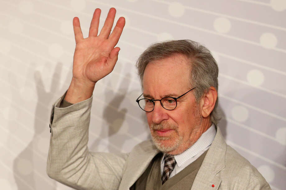 President of the Jury Steven Spielberg attends the Jury Press Conference during the 66th Annual Cannes Film Festival at the Palais des Festivals on May 15, 2013 in Cannes, France. Photo: Vittorio Zunino Celotto, Getty Images / 2013 Getty Images