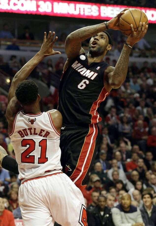 2. LeBron James  Miami Heat forward  $56.5 million