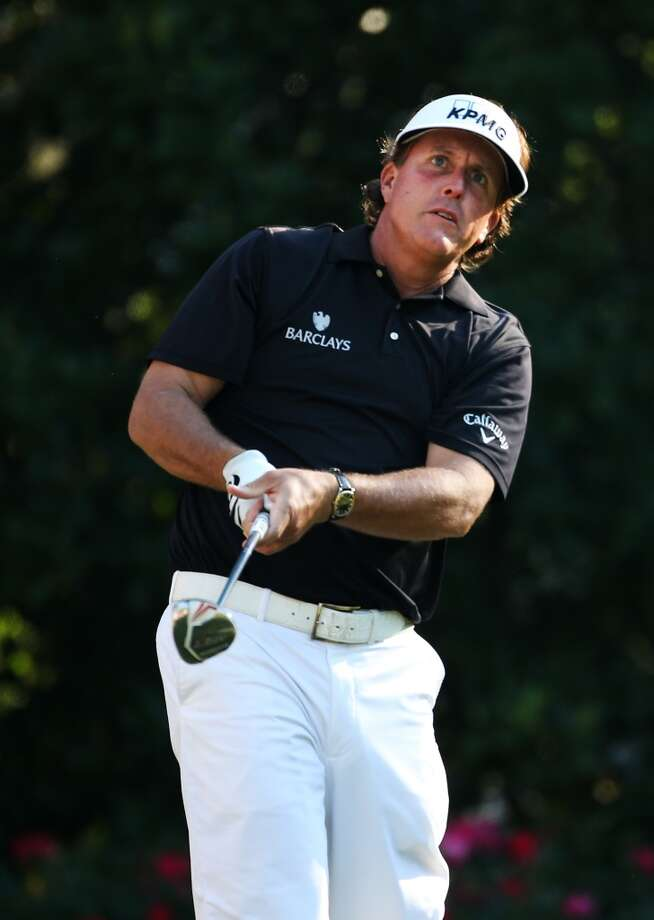 6. Phil Mickelson  Golfer  $39.5 million