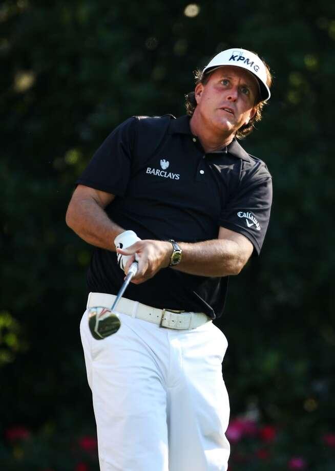 6. Phil Mickelson  Golfer  $39.5 million