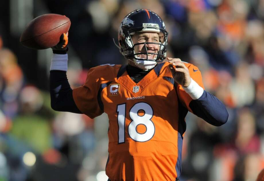 8. Peyton Manning  Denver Broncos quarterback  $31 million