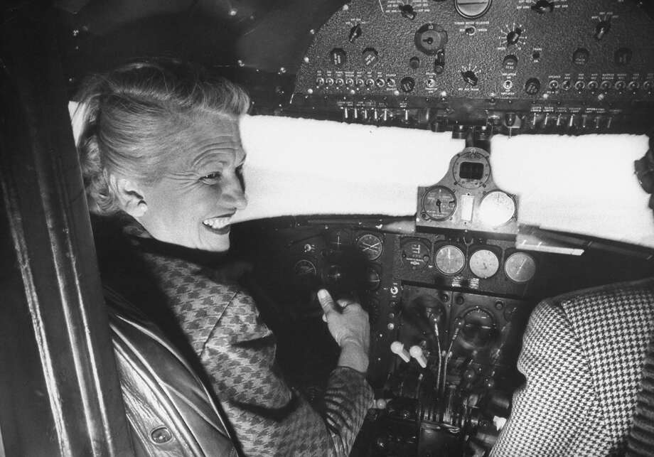 60 years ago American pilot Jackie Cochran became the first woman to break the sound barrier. See other important feats of female aviators in this slideshow. Photo: Loomis Dean, Time & Life Pictures/Getty Image / Time Life Pictures