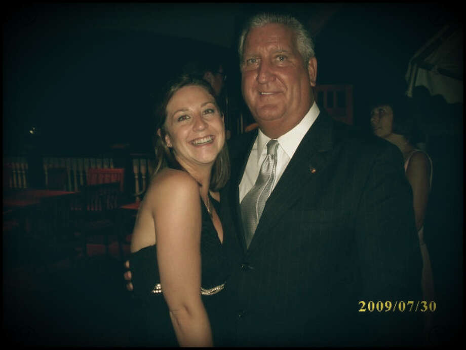 Were you Seen posing with Albany Mayor Jerry Jennings?  Mayor Jerry Jennings and Alicia Smith. This was taken about a few years ago at a Gala at Saratoga National Golf Club.  Submitted by Alicia Smith. Photo: (Reader-submitted)