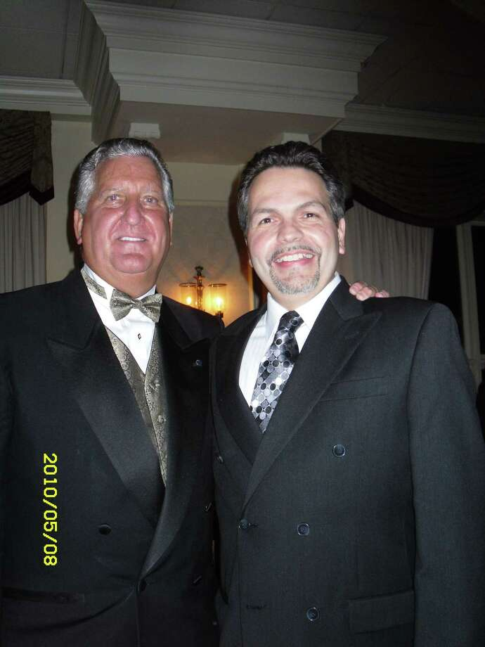 Were you Seen posing with Albany Mayor Jerry Jennings?  At the Royal Tulip Ball on May 8, 2010 at Wolfert's Roost Country Club and in the photo are Mayor Jennings and me!  Submitted by Jim Schermerhorn. Photo: (Reader-submitted) / Copyright 2008