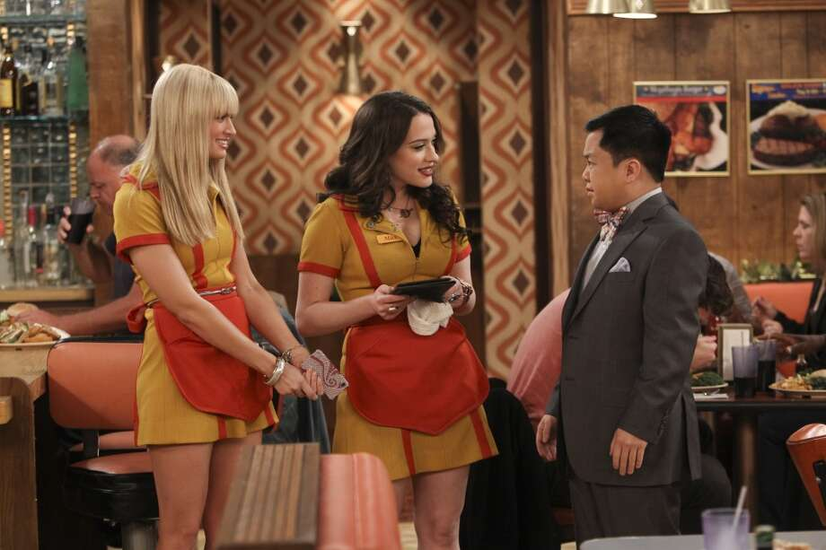 2 Broke Girls, Mondays at 8 p.m.