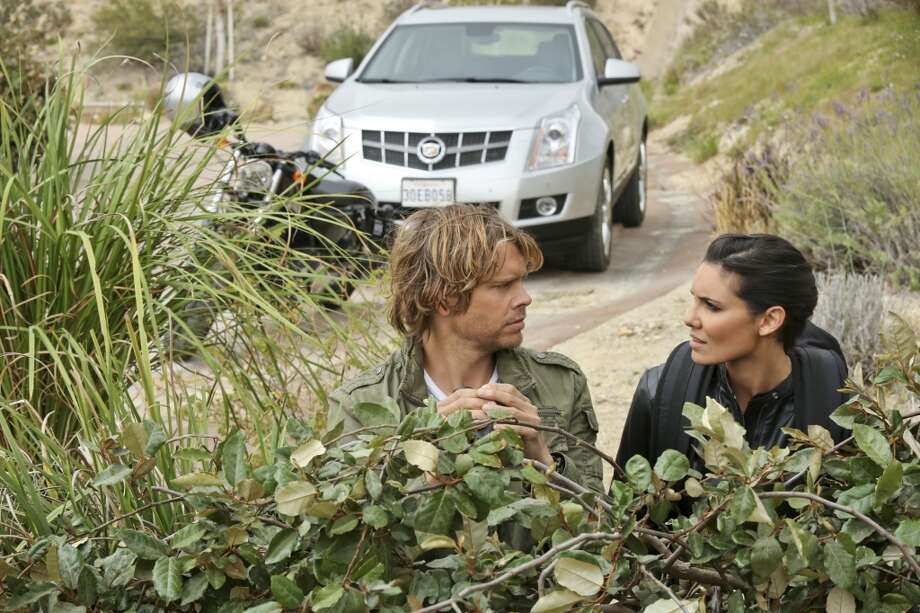 NCIS: Los Angeles, Tuesdays at 8 p.m.