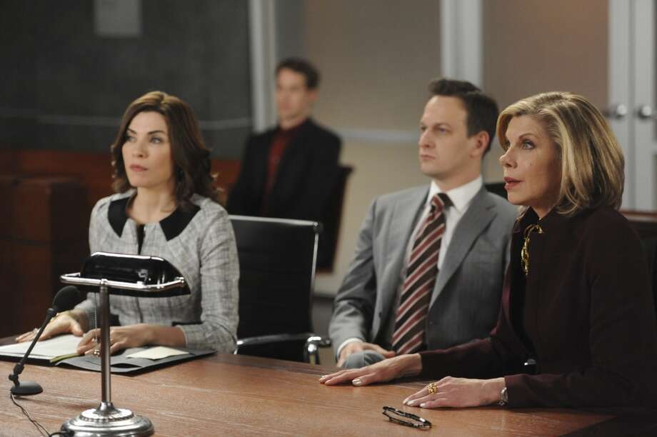 The Good Wife, Sundays at 8 p.m.