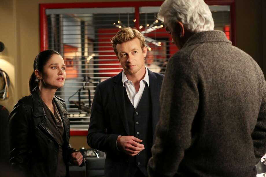 The Mentalist, Sundays at 9 p.m.