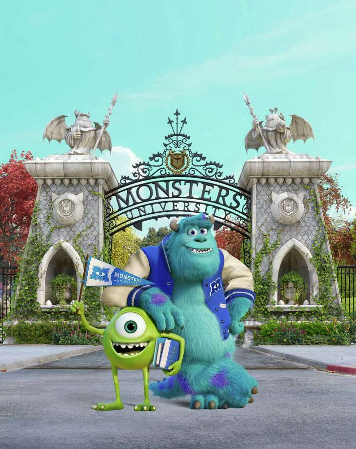 """""""MONSTERS UNIVERSITY"""" (L-R) SULLEY and MIKE. (Disney Pixar) / ONLINE_YES"""