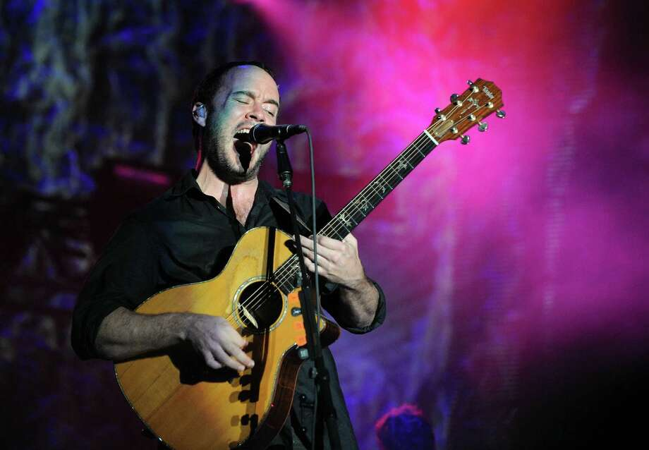 Dave Matthews Band opens its 2013 tour on Friday in The Woodlands. Photo: Jason Merritt, Staff / Getty Images North America