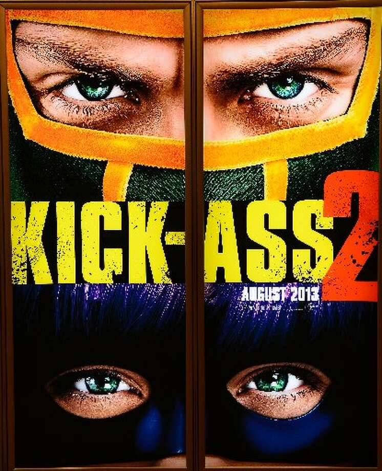 Kick-Ass 2 (Aug.16)  Kick-Ass and Hit Girl continue to fight crime in a world filled with masked avengers inspired by their deeds. Jim Carrey co-stars.