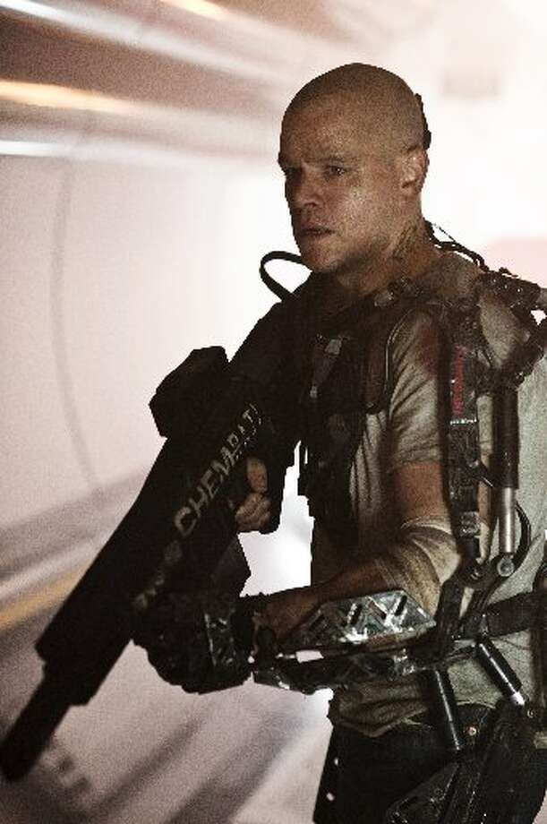 "Elysium (Aug.9) Neill Blomkamp directed the excellent ""District 9,"" and he gets high-caliber acting talent and a bigger budget for his sci-fi follow-up."