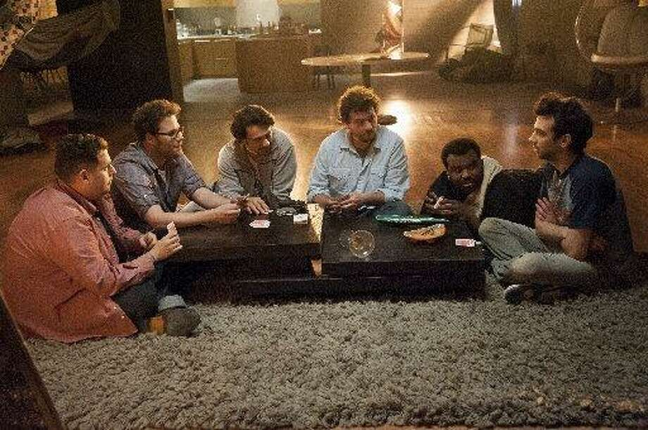 This Is the End ( June 14) James Franco, Seth Rogen and others play themselves, holing up in L.A. after a cataclysmic event..
