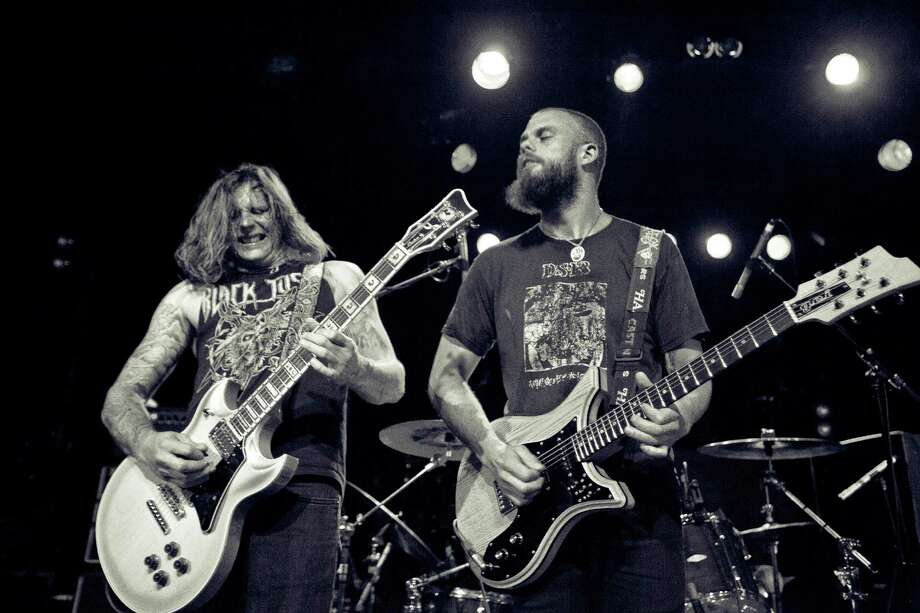 rock band Baroness Photo: Courtesy Photo