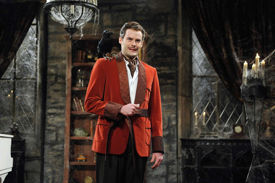 SNL veteran Bill Hader is leaving the show after eight seasons. Hader's Vincent Price sketches are some of his most famous, but what are your favorites? See more of his characters here. Photo: NBC / 2012 NBCUniversal, Inc.