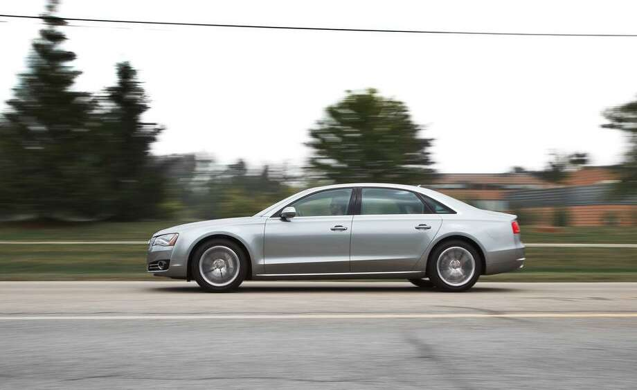 Audi A8  Price: $91,275Test score: 91 Photo: File