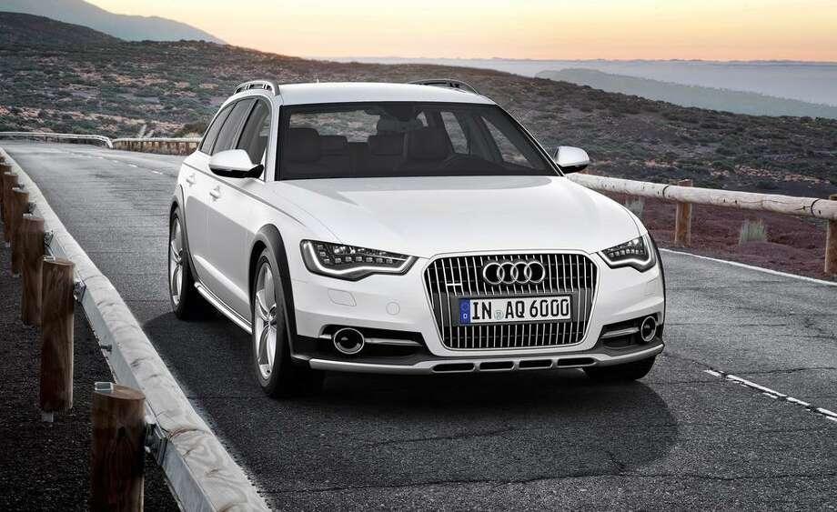 Audi A6   Price: $56,295 Test score: 93 Photo: File