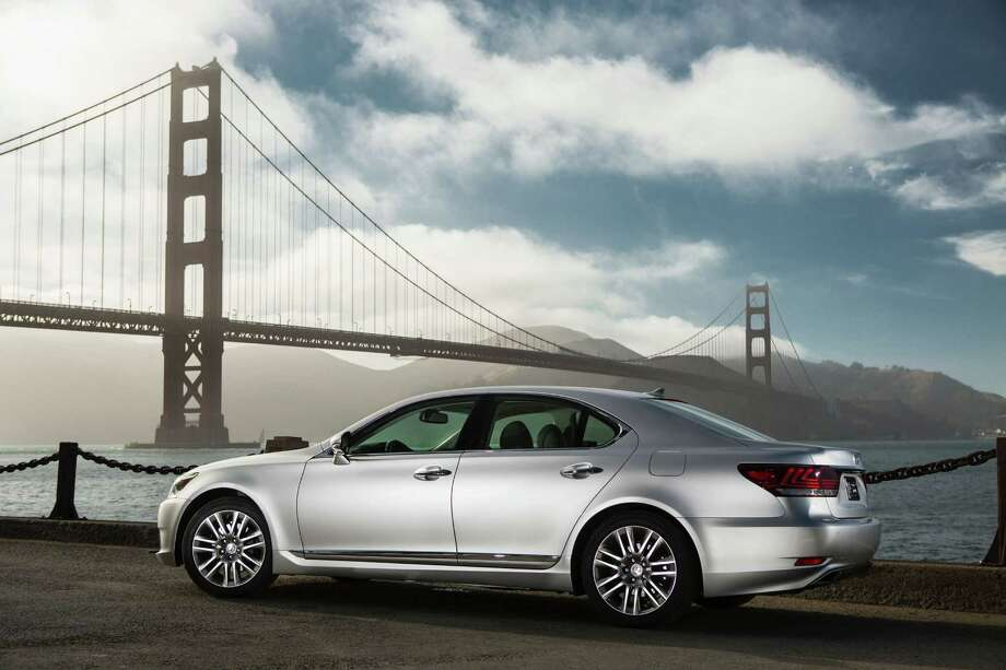 Lexus LS 460L  Price: $79,354Test score: 92 Photo: File