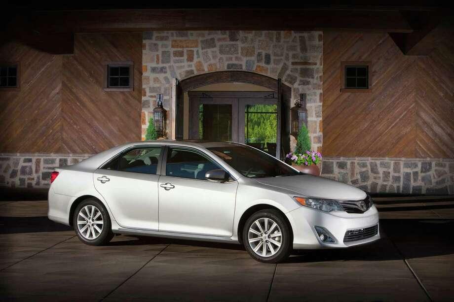Toyota Camry XLE  Price: $32,603Test score: 92 Photo: File
