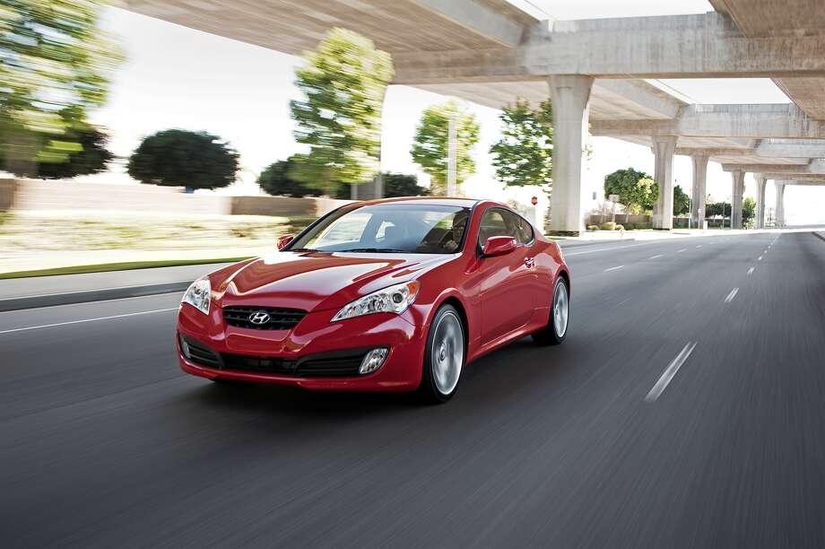 Hyundai Genesis 3.8Price: $39,850Test score: 92 Photo: File