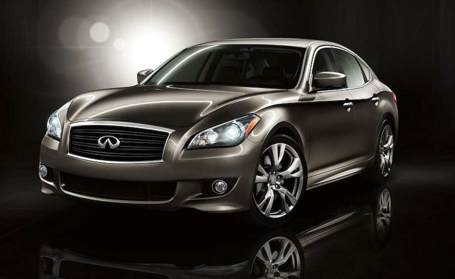 Infiniti M37 