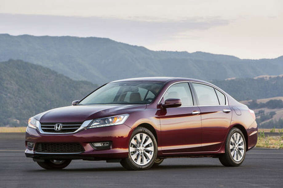 Honda Accord EX-L (V6) 