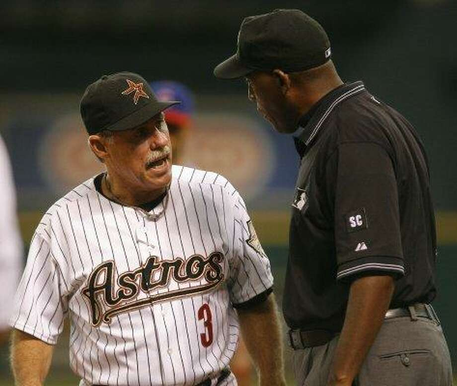 Phil Garner replaced Jimy Williams as manager after the All-Star Game at