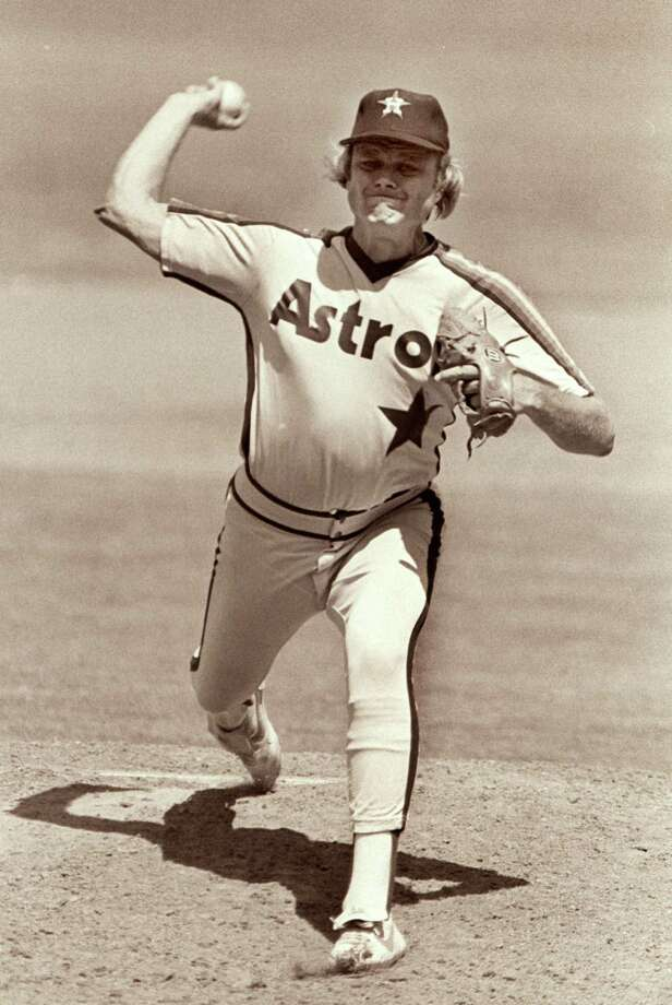 12. Joe Niekro, RHP (1975-85)144-116 with a 3.22 ERA in 2,270 IP, with 1,178 Ks, an ERA+ of 105 and 24.0 Wins Above Replacement.  Franchise career victory leader had back-to-back 20-win seasons (1979, 1980) and won 17, 15 and 16 from 1982-84. Photo: LENNY IGNELZI, AP / AP