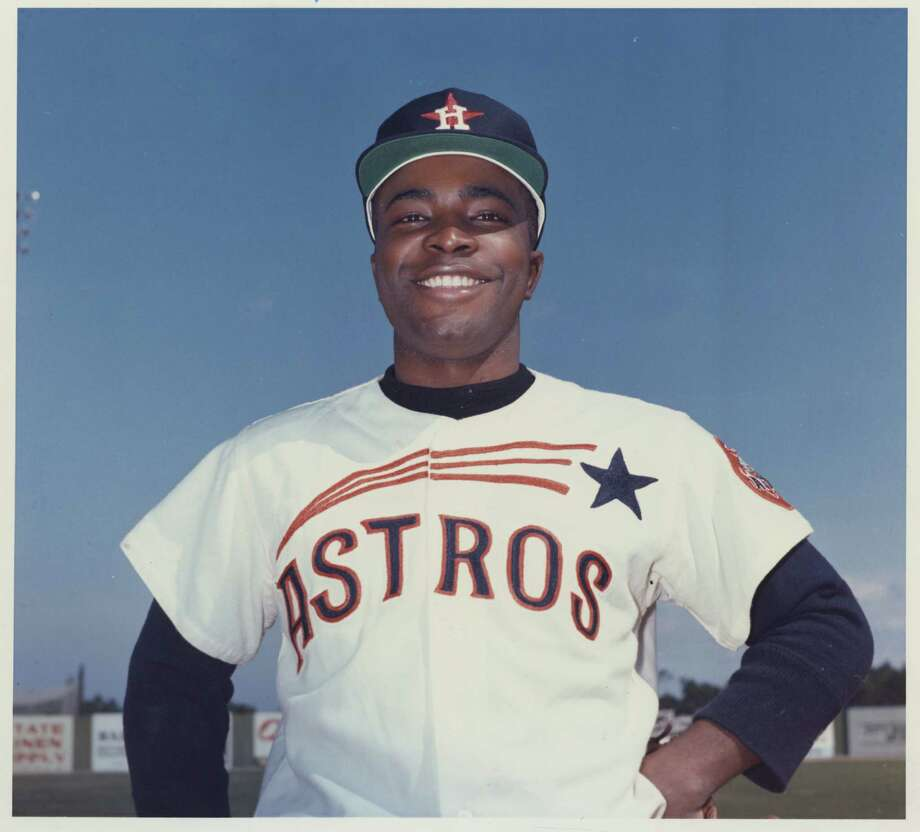 10. Joe Morgan, 2B (1963-1971, 1980) .261/.374/.393 batting line with 72 HRs, 327 RBIs, 597 Rs, 219 SBs and 30.4 Wins Above Replacement.  Better than recognized at the time with Astros, blossomed into megastar after a blockbuster trade to Cincinnati Reds. Photo: Houston Chronicle / handout
