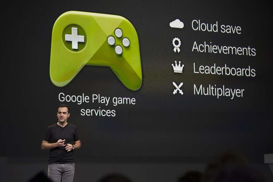 Hugo Barra, vice president of product management for Android at Google Inc., speaks during the Google I/O Annual Developers Conference in San Francisco, California, U.S., on Wednesday, May 15, 2013. Google Inc. introduced a subscription music-streaming service, one of several product updates to be unveiled at a developer meeting this week as the search provider seeks to attract more users and advertisers. Photo: David Paul Morris, Bloomberg