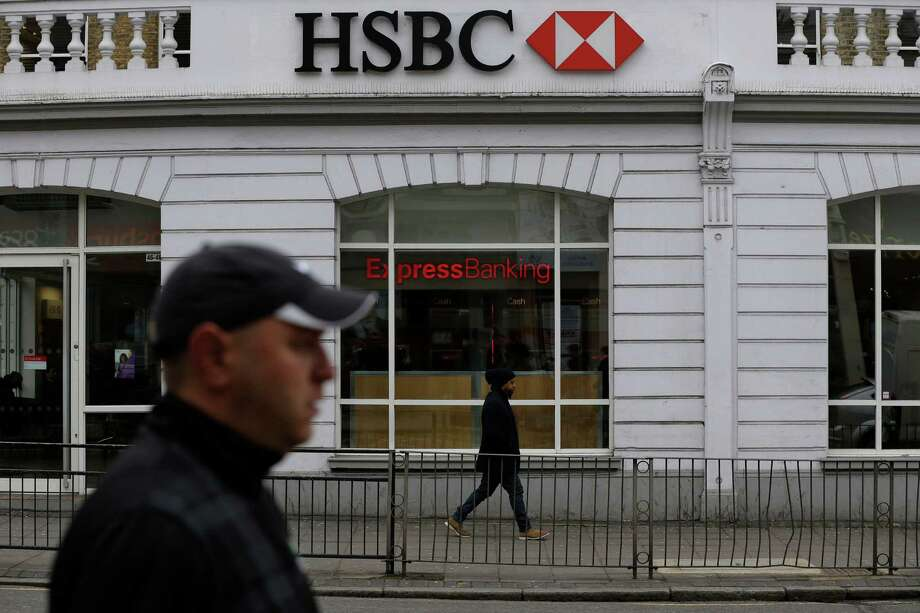 At 22 percent TTR, HSBC banking didn't fare much better than the credit card division.  Photo: Lefteris Pitarakis