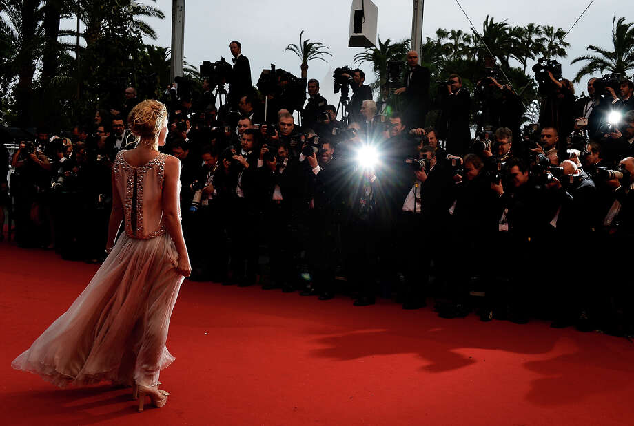 Ludivine Sagnier attends the Opening Ceremony and 'The Great Gatsby' Premiere during the 66th Annual Cannes Film Festival at the Theatre Lumiere on May 15, 2013 in Cannes, France. Photo: Pascal Le Segretain, Getty Images / 2013 Getty Images
