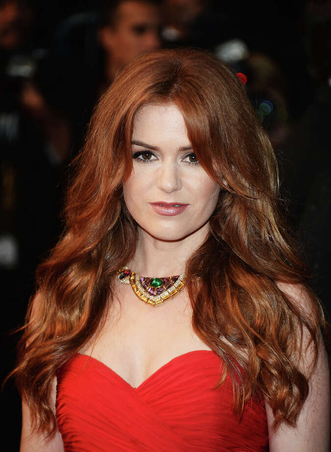 Actress Isla Fisher attends the Opening Ceremony and premiere of 'The Great Gatsby' during the 66th Annual Cannes Film Festival at Palais des Festivals on May 15, 2013 in Cannes, France. Photo: Venturelli, WireImage / 2013 Venturelli