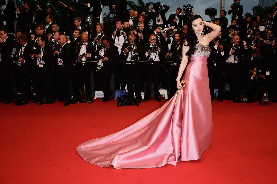 Fan Bingbing attends the Opening Ceremony and premiere of 'The Great Gatsby' during the 66th Annual Cannes Film Festival at Palais des Festivals on May 15, 2013 in Cannes, France. Photo: Dominique Charriau, WireImage / 2013 Dominique Charriau