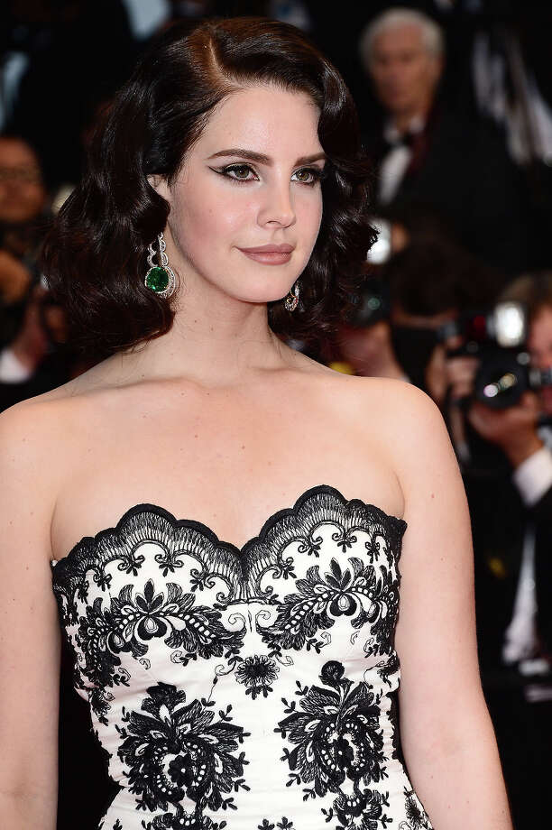 Singer Lana Del Rey attends the Opening Ceremony and premiere of 'The Great Gatsby' during the 66th Annual Cannes Film Festival at Palais des Festivals on May 15, 2013 in Cannes, France. Photo: Dominique Charriau, WireImage / 2013 Dominique Charriau