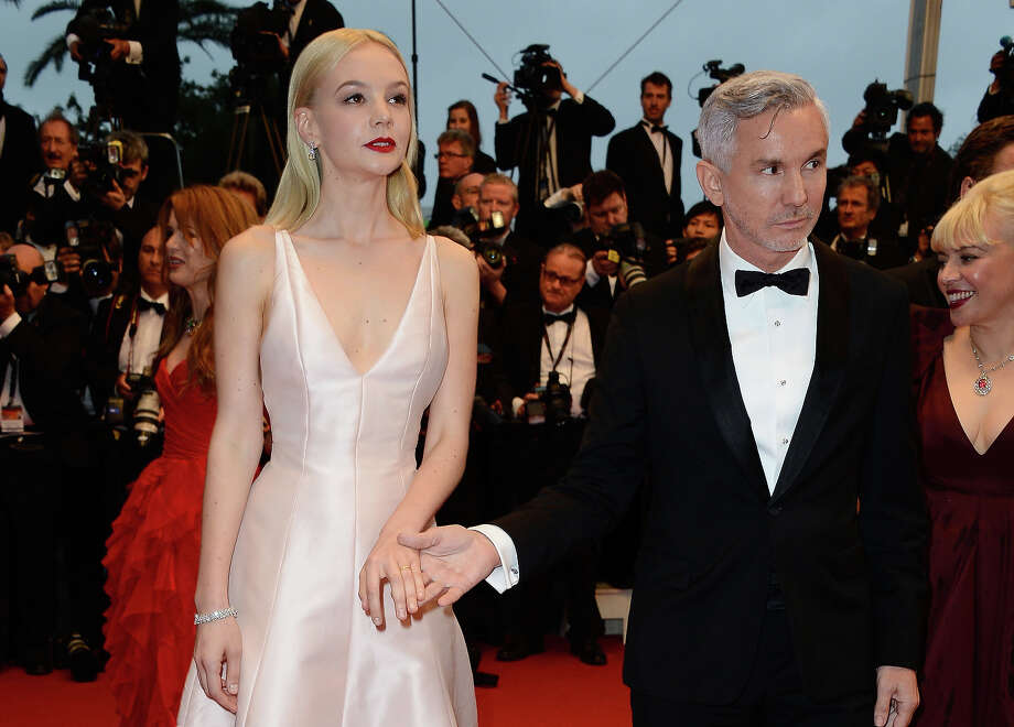 Carey Mulligan and Baz Luhrmann attend the Opening Ceremony and 'The Great Gatsby' Premiere during the 66th Annual Cannes Film Festival at the Theatre Lumiere on May 15, 2013 in Cannes, France. Photo: Pascal Le Segretain, Getty Images / 2013 Getty Images