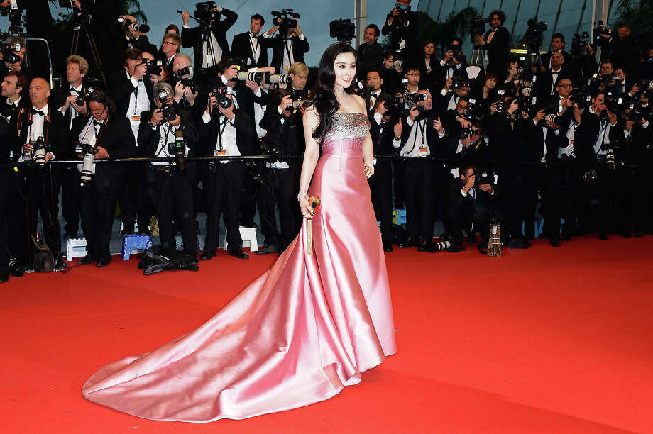 Fan Bing Bing attends the Opening Ceremony and 'The Great Gatsby' Premiere during the 66th Annual Cannes Film Festival at the Theatre Lumiere on May 15, 2013 in Cannes, France. Photo: Pascal Le Segretain, Getty Images / 2013 Getty Images