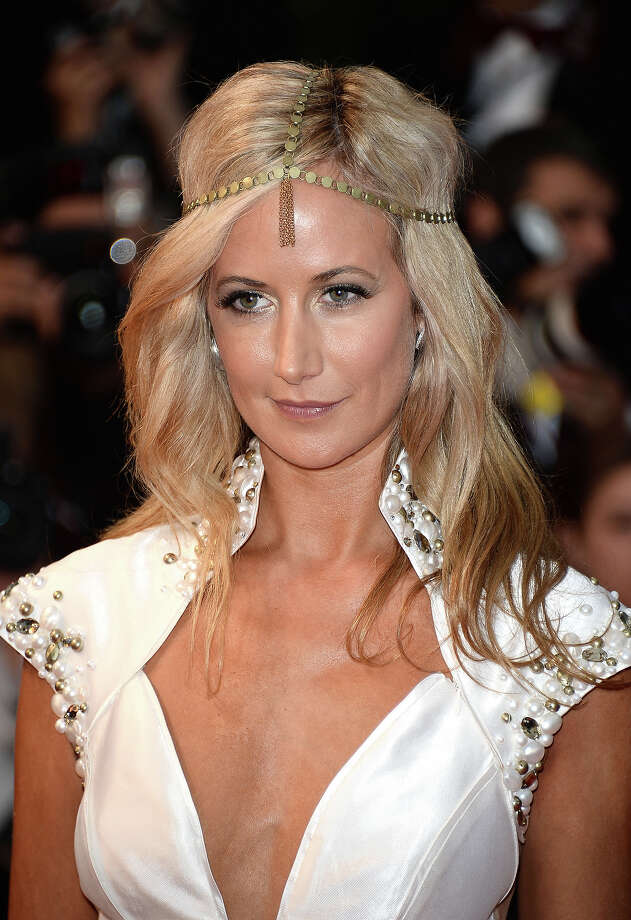 Lady Victoria Hervey attends the Opening Ceremony and premiere of 'The Great Gatsby' during the 66th Annual Cannes Film Festival at Palais des Festivals on May 15, 2013 in Cannes, France. Photo: Venturelli, WireImage / 2013 Venturelli