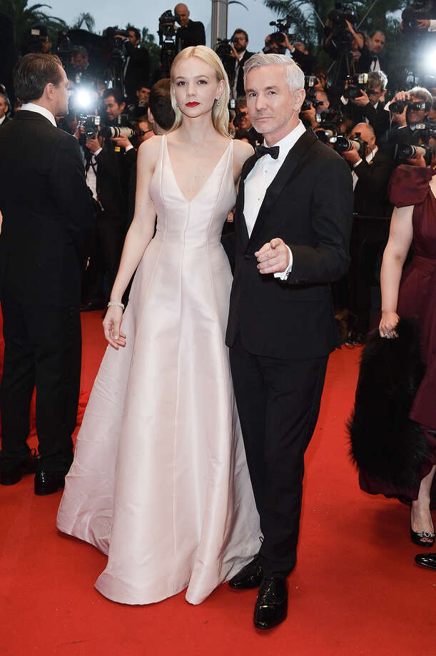 Carey Mulligan and director Baz Luhrmann attend the Opening Ceremony and Premiere of 'The Great Gatsby' at The 66th Annual Cannes Film Festival at Palais des Festivals on May 15, 2013 in Cannes, France. Photo: George Pimentel, WireImage / 2013 George Pimentel