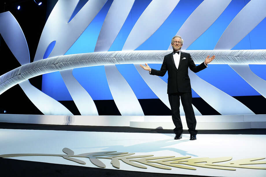 Steven Spielberg appears on stage during the Opening Ceremony of the 66th Annual Cannes Film Festival at the Palais des Festivals on May 15, 2013 in Cannes, France. Photo: Pascal Le Segretain, Getty Images / 2013 Getty Images