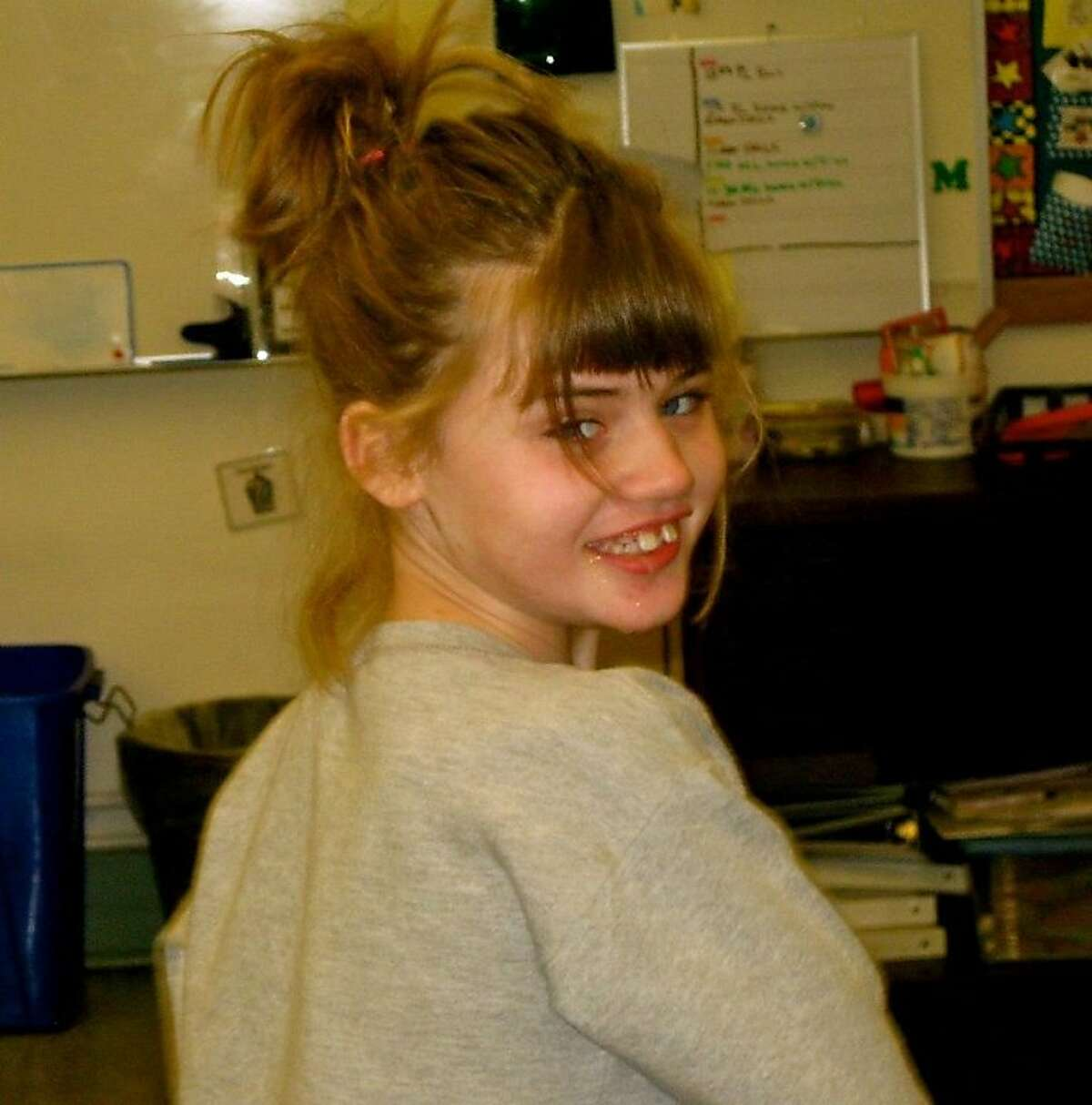 Mikaela Lynch, 9, of San Francisco went missing Sunday afternoon at her vacation home in Lake County.