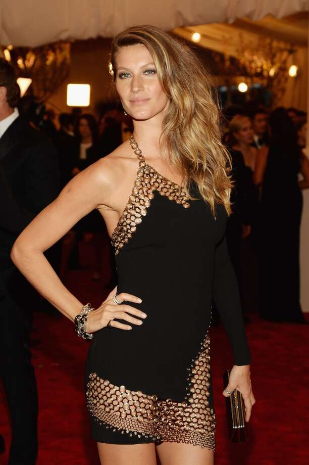 Gisele Bundchen dared to bar at the recent Met gala.