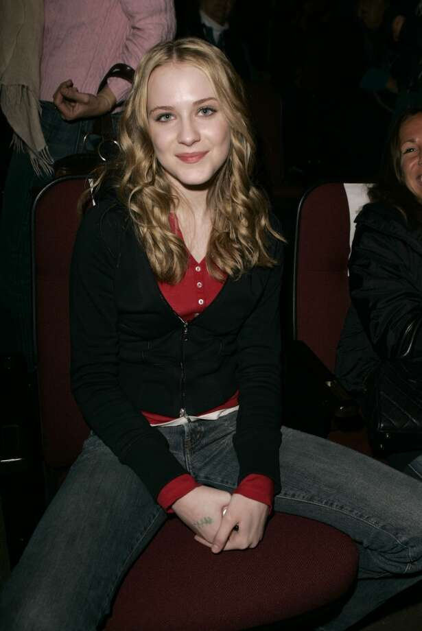 Wood during he 2005 Sundance Film Festival.