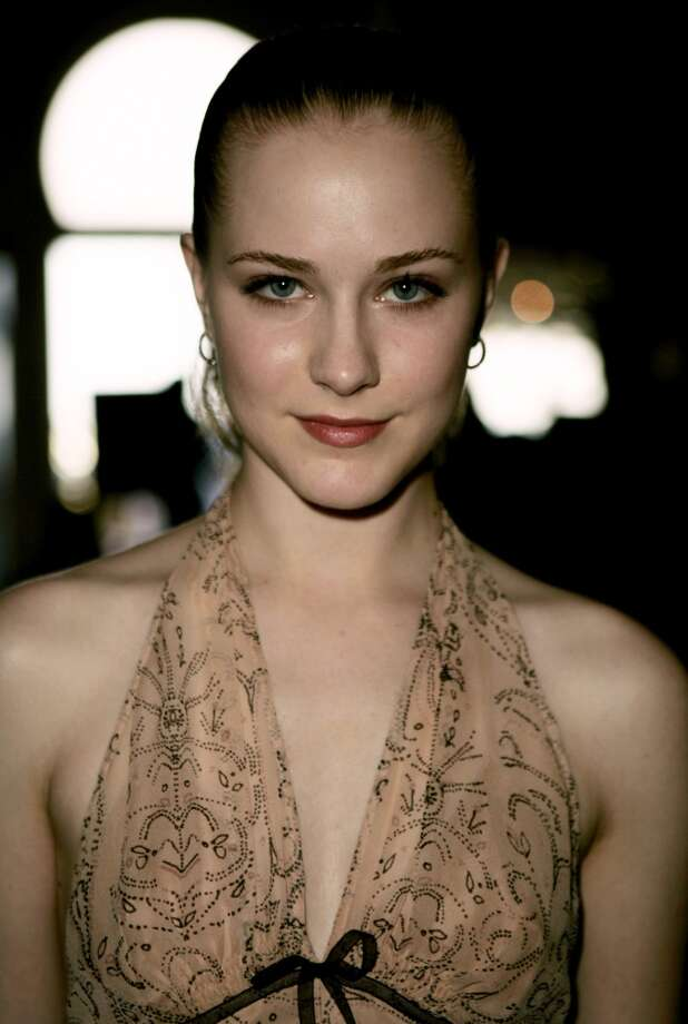 Evan Rachel-Wood during 2004 Venice Film Festival.