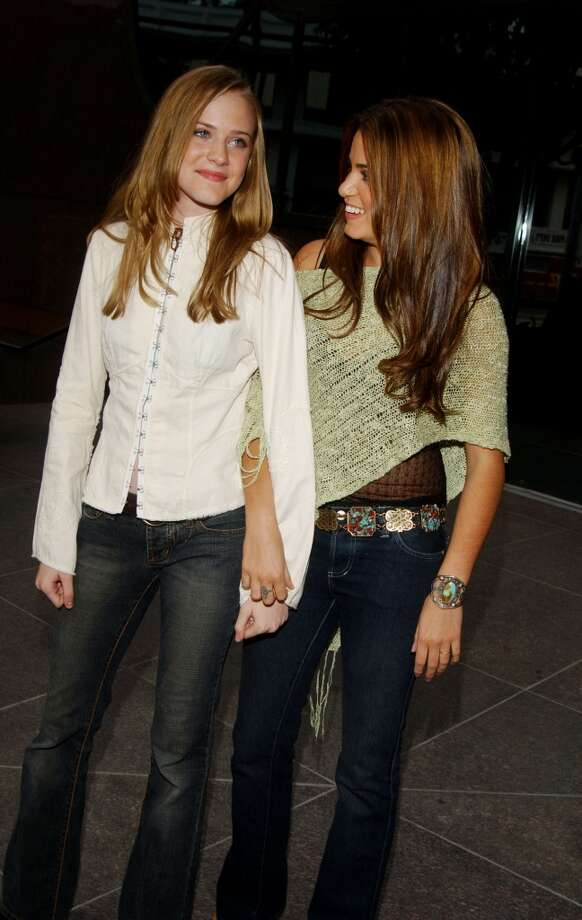 Evan Rachel Wood and Nikki Reed (Photo by Amy Graves/WireImage)